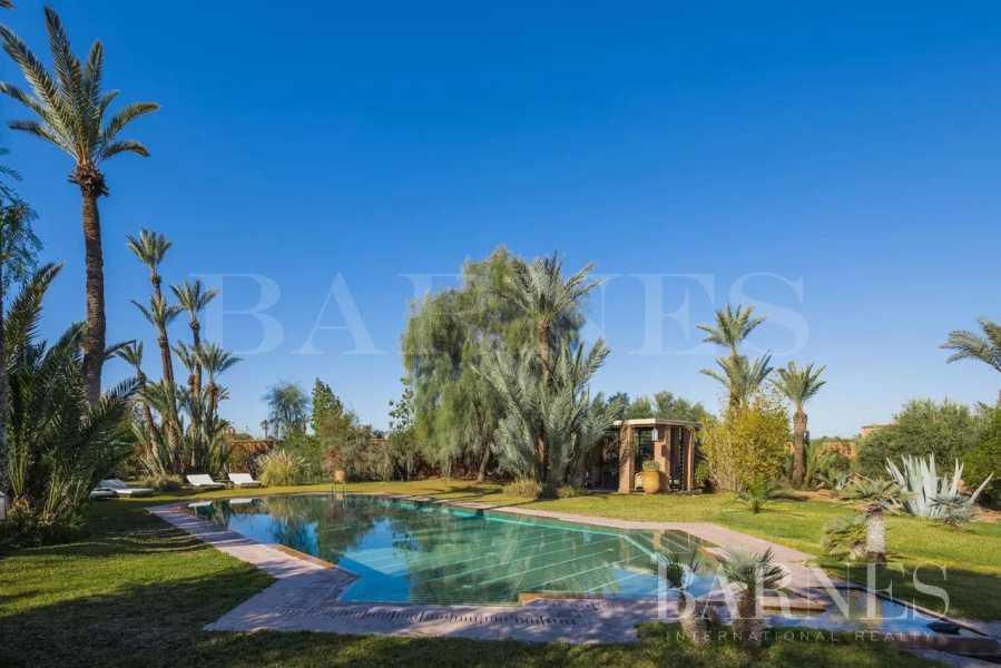 Marrakech  - Villa 9 Pièces 6 Chambres