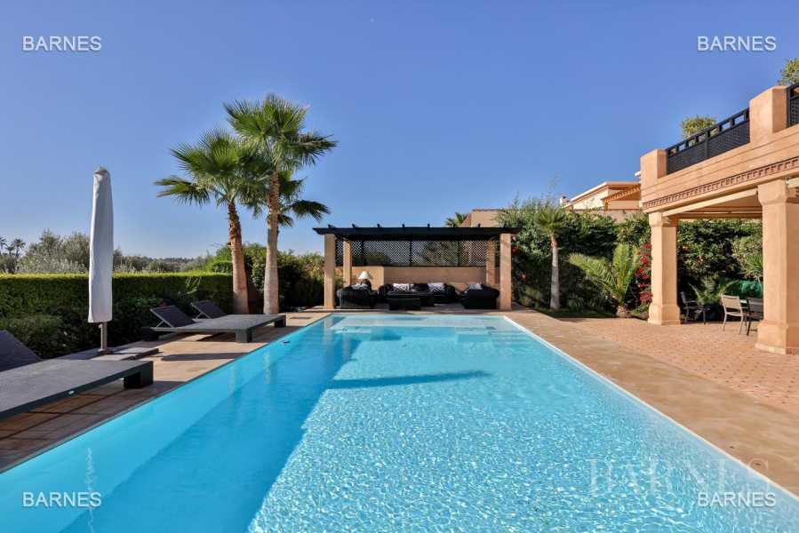 Marrakech  - Villa 7 Pièces 5 Chambres