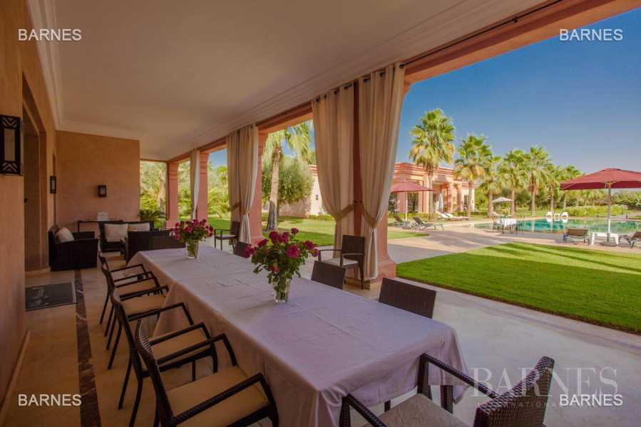 Marrakech  - Villa 12 Pièces 8 Chambres