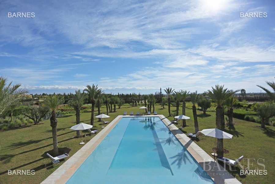 Marrakech  - Villa 8 Pièces 8 Chambres