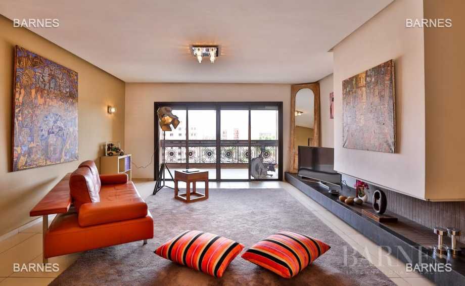 Marrakech  - Triplex 3 Bedrooms