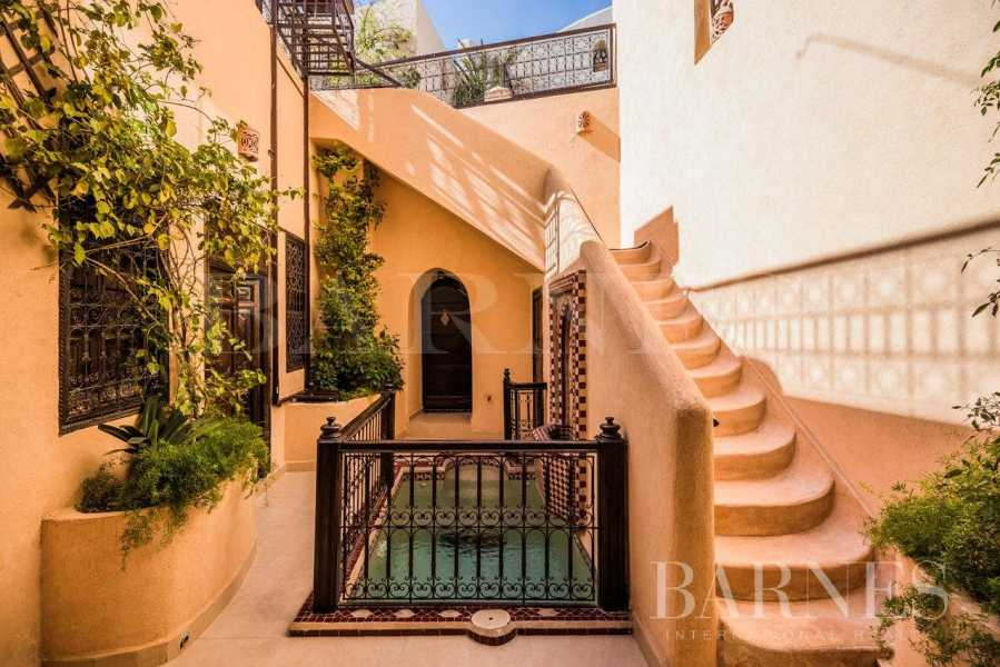 Marrakech  - Maison 6 Pièces 5 Chambres