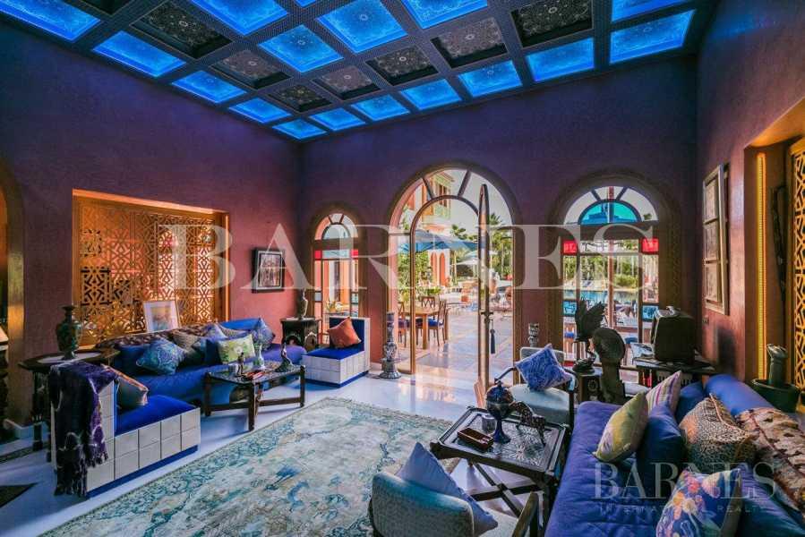 Marrakech  - Maison 15 Pièces 8 Chambres