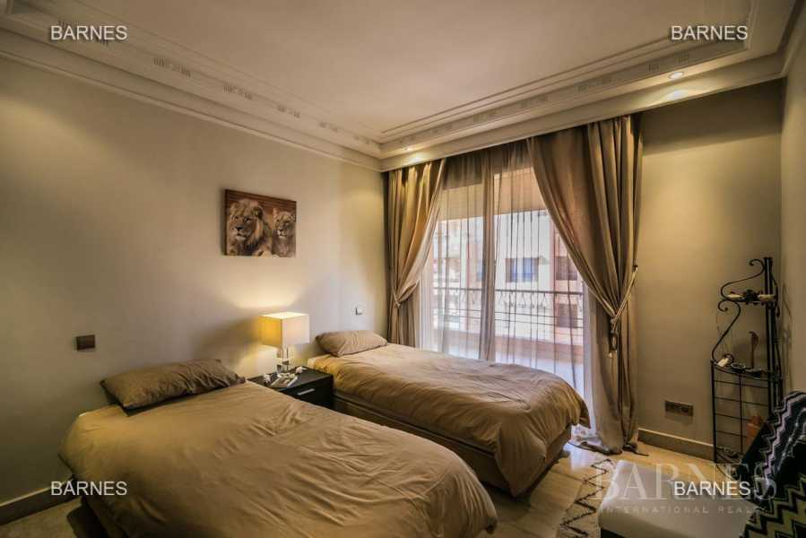 Marrakech  - Appartement 3 Pièces 2 Chambres