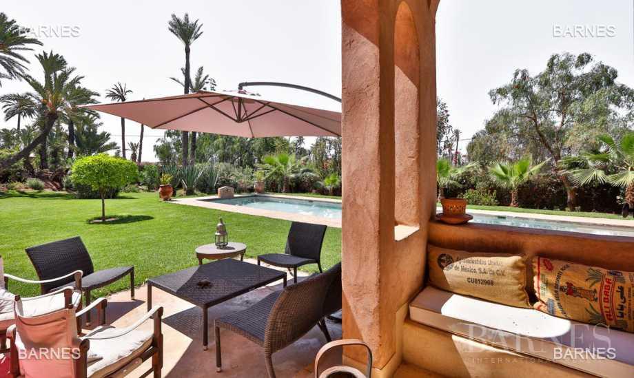 Marrakech  - Villa 7 Pièces 4 Chambres