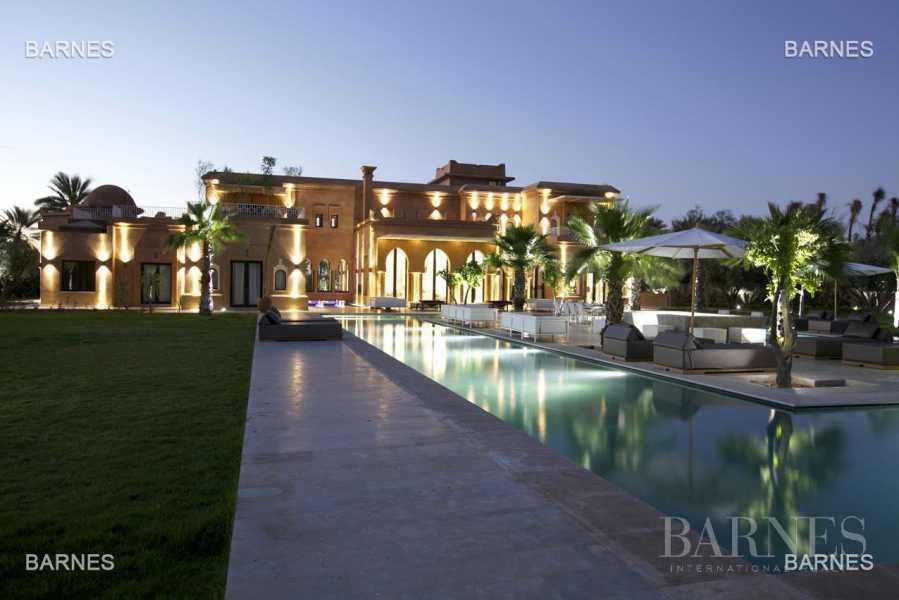 Marrakech  - Maison 8 Pièces 6 Chambres