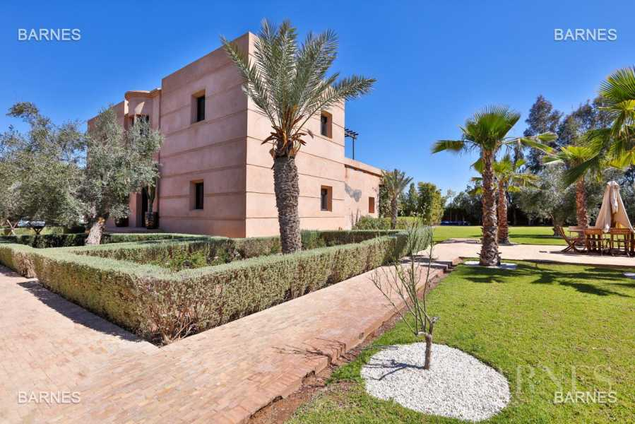 Marrakech  - Maison  6 Chambres