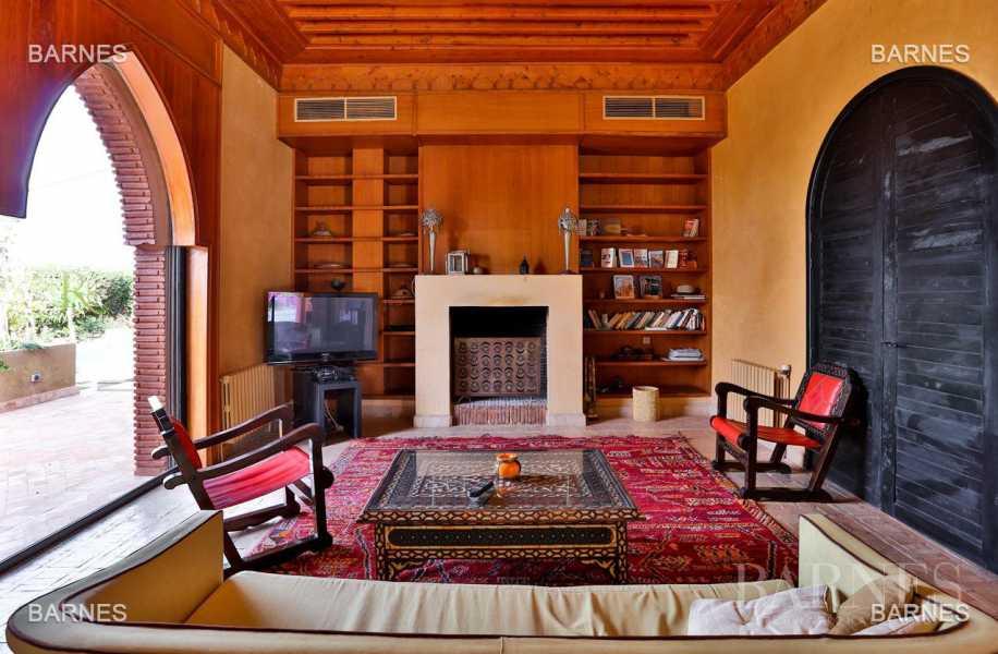Marrakech  - House 6 Bedrooms