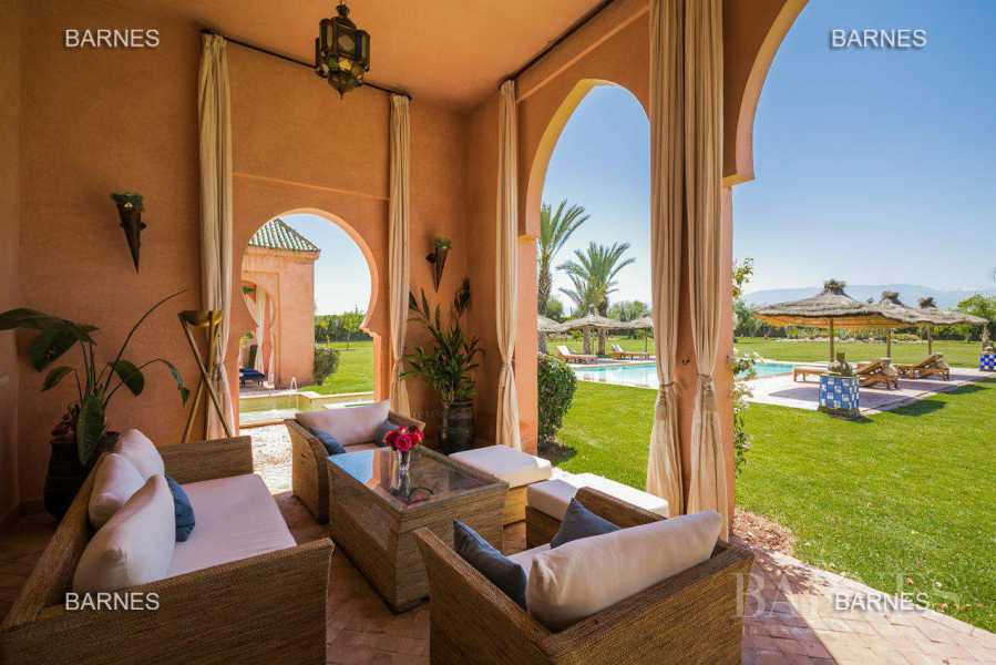 Marrakech  - Villa 3 Bedrooms