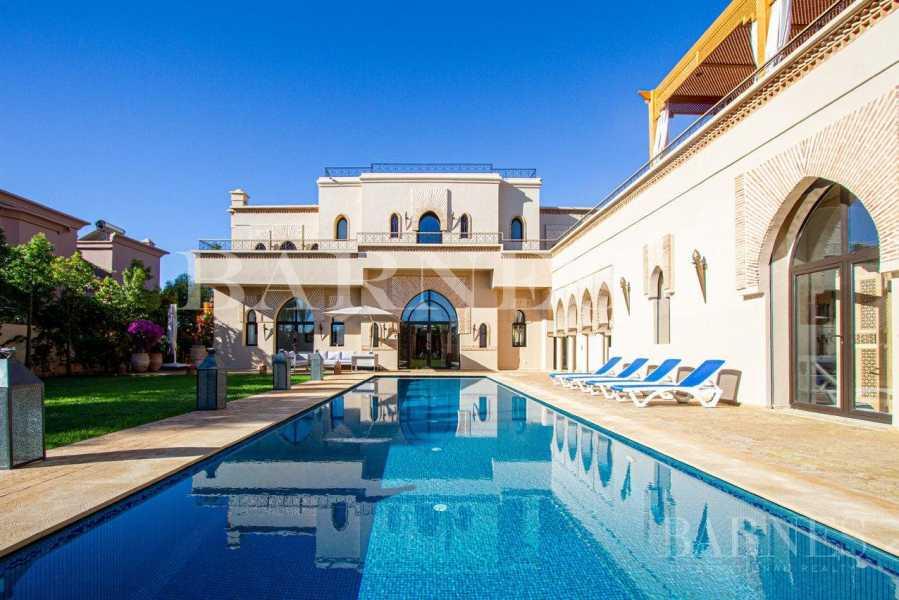 Marrakech  - House 5 Bedrooms