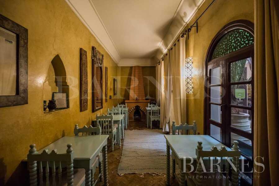 Marrakech  - Riad 9 Pièces 8 Chambres