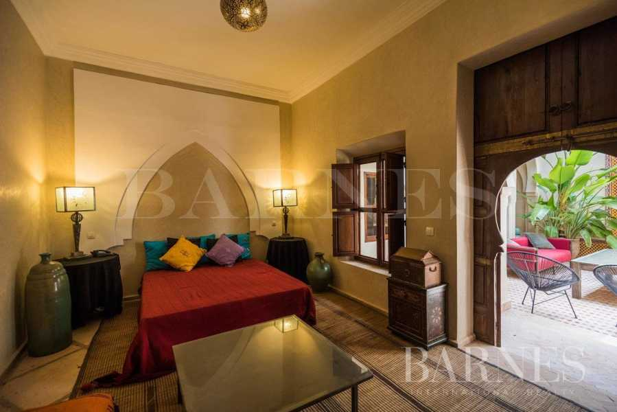 Marrakech  - Riad 8 Pièces