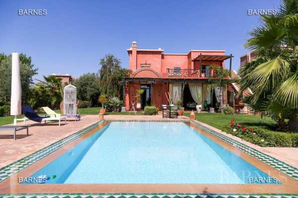 Marrakech  - Villa 3 Bedrooms