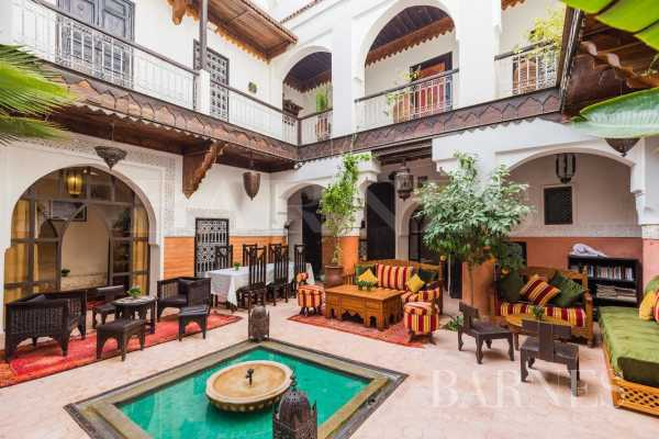 Riad Marrakech  -  ref 3615170 (picture 1)