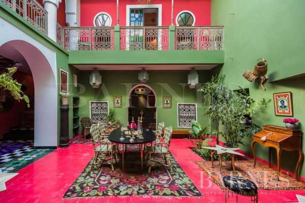 Riad Marrakech  -  ref 4921364 (picture 1)