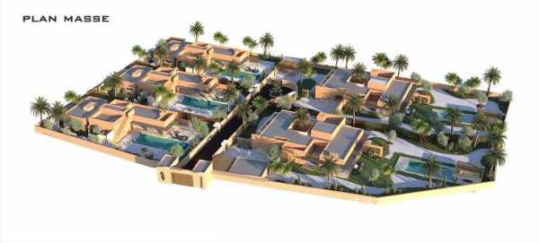 Villa Marrakech  -  ref 4482166 (picture 3)