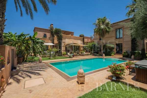 Villa Marrakech  -  ref 5776468 (picture 1)