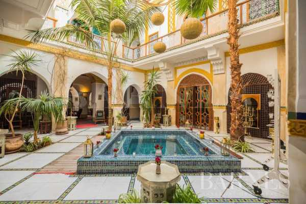 Riad Marrakech  -  ref 3615073 (picture 1)