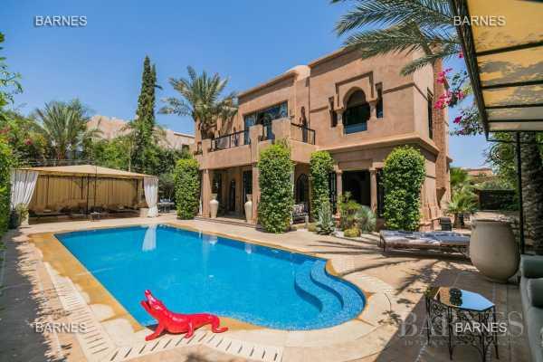 Villa Marrakech - Ref 3206408