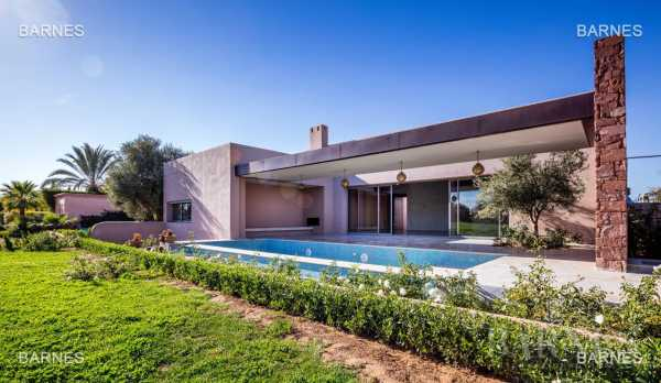 Marrakech  - House 4 Bedrooms