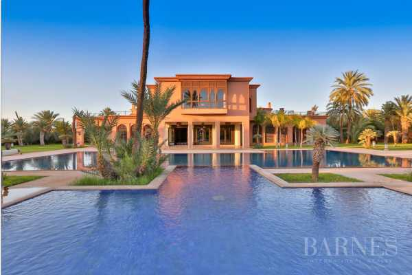 Marrakech  - Villa 5 Bedrooms
