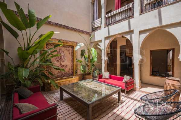 Riad Marrakech  -  ref 4115489 (picture 1)