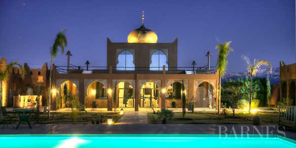 Marrakech  - Bed and breakfast 17 Bedrooms