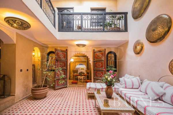 Riad Marrakech  -  ref 3614959 (picture 1)