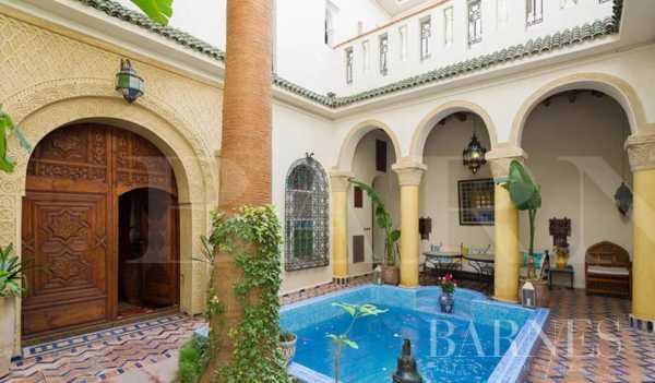 Riad Marrakech  -  ref 5374336 (picture 1)