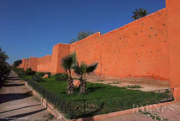 Marrakech  - Terrain