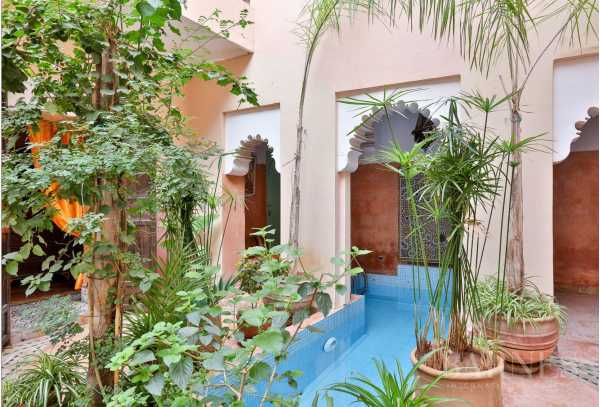 Riad Marrakech  -  ref 2770243 (picture 1)