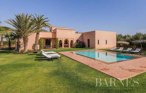 Marrakech  - Villa 5 Bedrooms