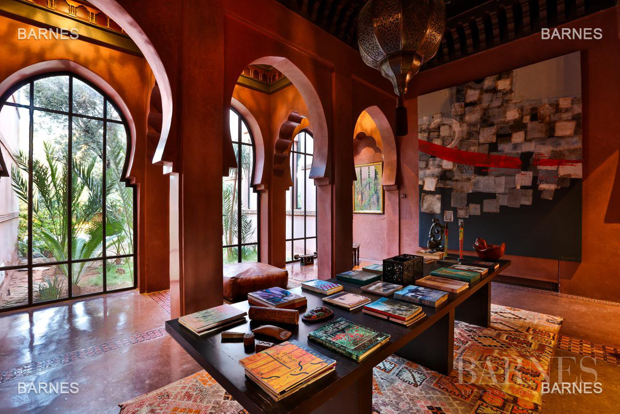 great inspiration Moroccan and European comfort property , nestled in a beautiful 1 hectare to 10 minutes from downtown Park. picture 6