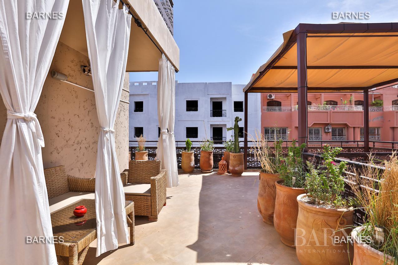 Marrakech  - Appartement 3 Pièces 3 Chambres - picture 12