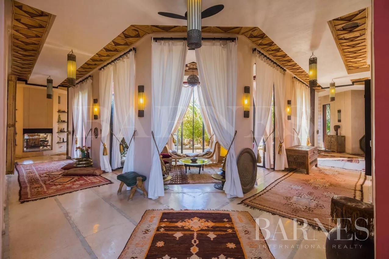 Marrakech  - Villa 9 Pièces 6 Chambres - picture 15