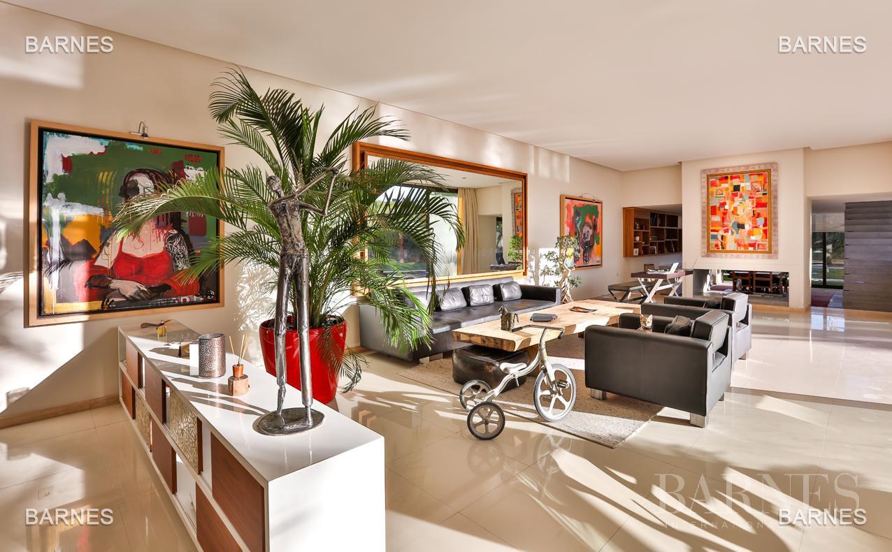 Très belle villa de style contemporaine sur un terrain de 1.000 m² picture 3