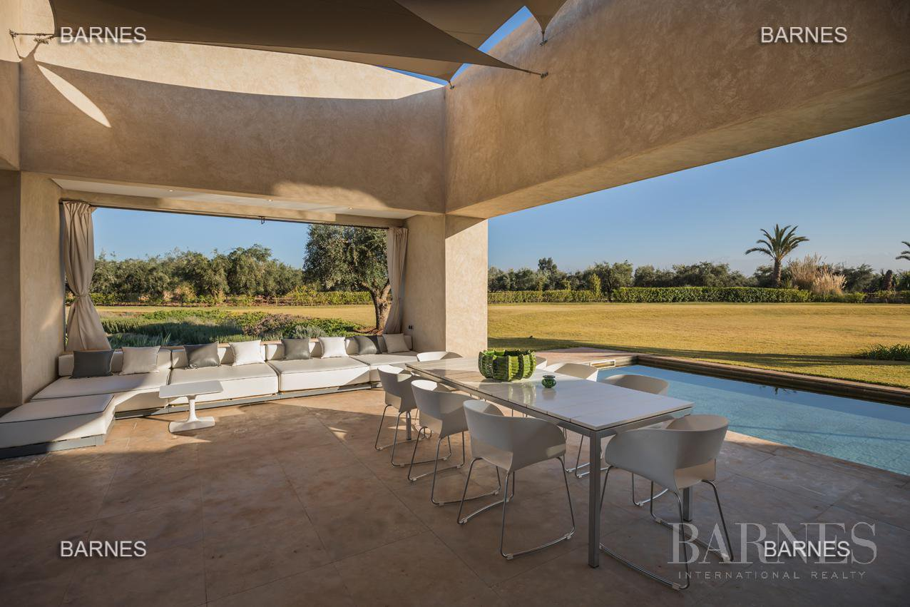 somptueuse villa contemporaine sur un parc de 3 hectares à 30 min de Marrakech picture 7