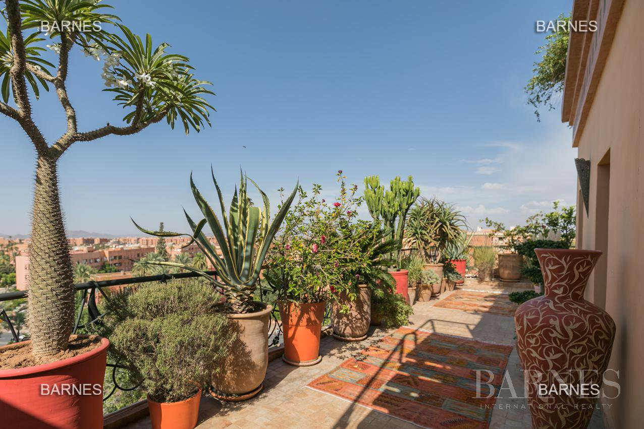 Marrakech  - Triplex 3 Bedrooms - picture 4