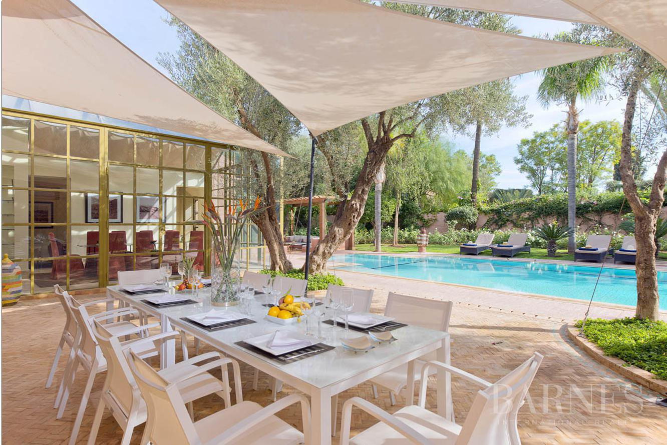 Difficult to imagine a more relaxing retreat this luxury villa for sale Bungalow nestled in the green of the golf Amelkis picture 1