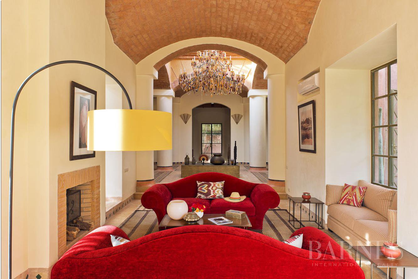 Difficult to imagine a more relaxing retreat this luxury villa for sale Bungalow nestled in the green of the golf Amelkis picture 7