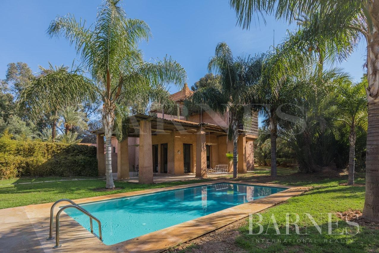 Marrakech  - Villa 5 Pièces 4 Chambres - picture 1