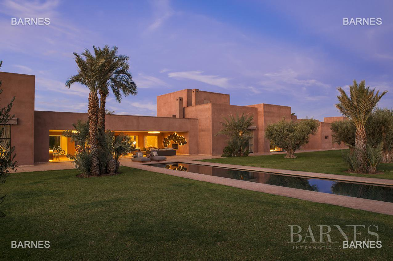 Marrakech  - Maison 8 Pièces 5 Chambres - picture 1