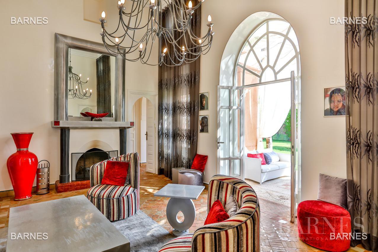 Superbe Villa meublée avec gout signée Charles Boccara dans une résidence sécurisée picture 14
