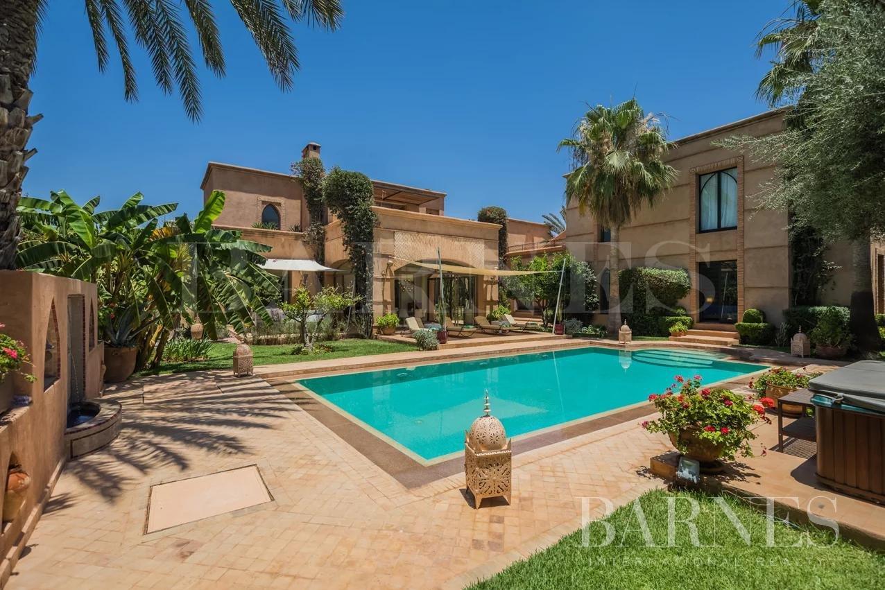 Marrakech  - Villa 10 Pièces 5 Chambres - picture 4