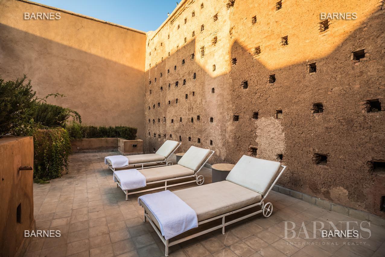 Maison d'hôtes, 1000 m² habitables, 526 m² au sol, 7 suites, 7 salles de bains, salon, salle à manger, terrasse, piscine / jacuzzi, hammam. picture 3