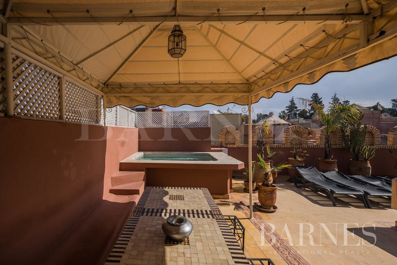 Marrakech  - Riad 6 Bedrooms - picture 17