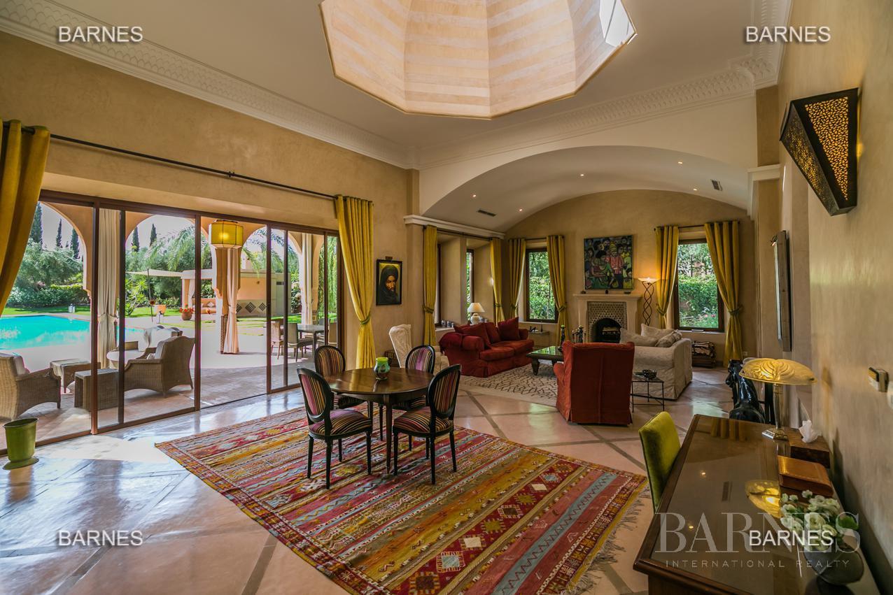 Villa d'exception dans un domaine sécurisé picture 16