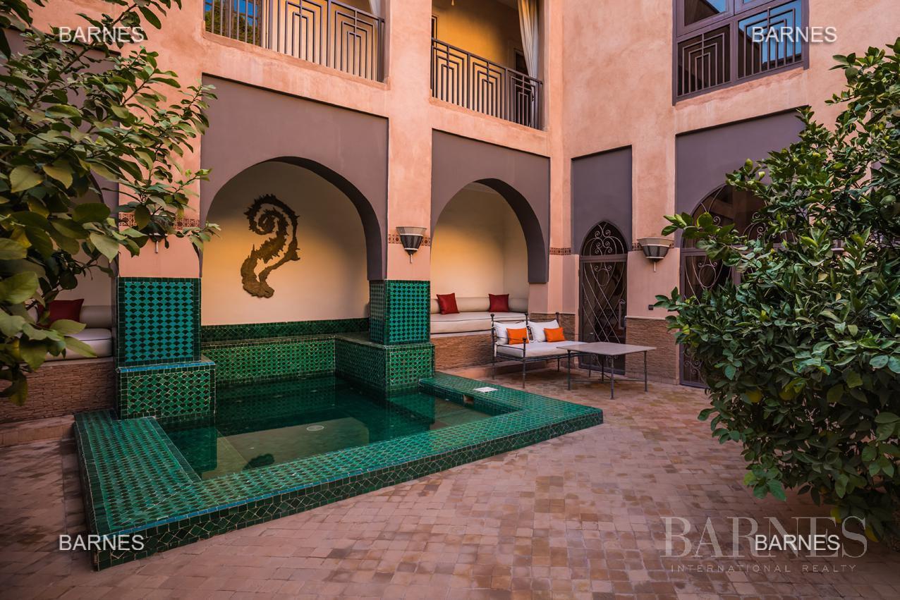 Maison d'hôtes, 1000 m² habitables, 526 m² au sol, 7 suites, 7 salles de bains, salon, salle à manger, terrasse, piscine / jacuzzi, hammam. picture 15