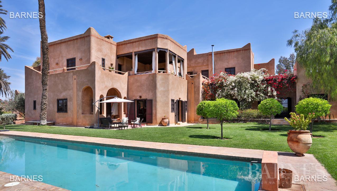 Marrakech  - Villa 7 Pièces 4 Chambres - picture 1