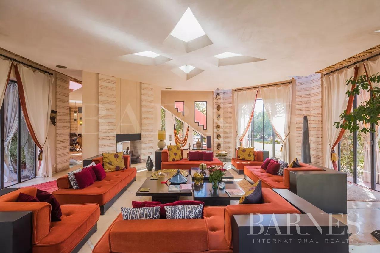 Marrakech  - Villa 9 Pièces 6 Chambres - picture 12